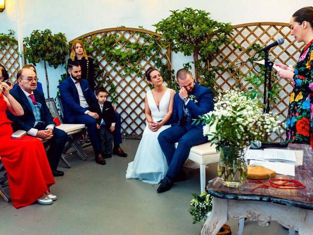 La boda de Juan y Natalia en Villanueva De La Cañada, Madrid 59