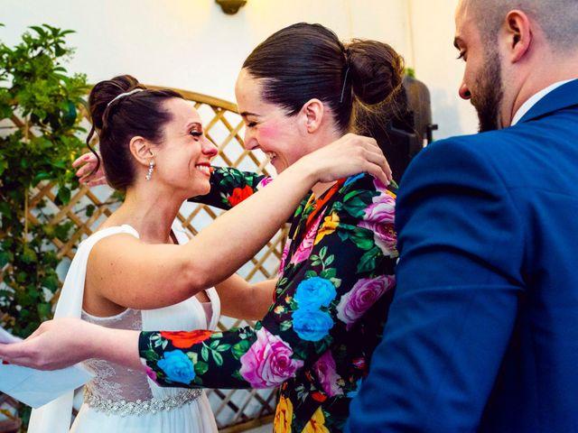 La boda de Juan y Natalia en Villanueva De La Cañada, Madrid 62