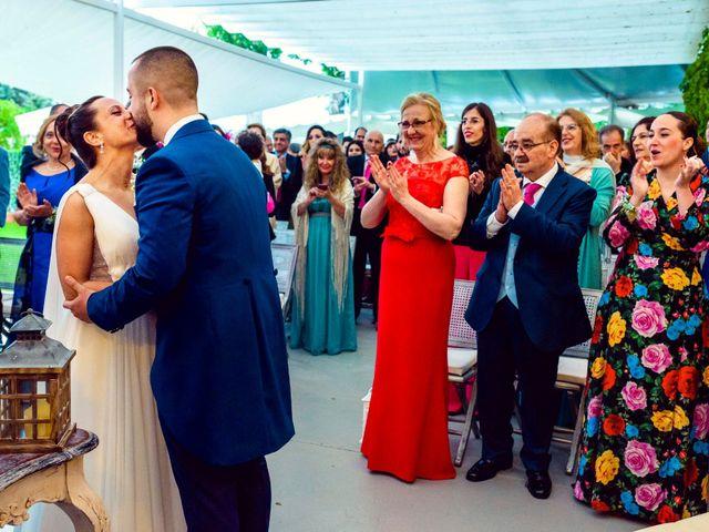 La boda de Juan y Natalia en Villanueva De La Cañada, Madrid 63