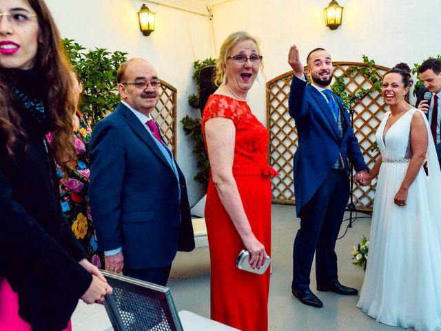 La boda de Juan y Natalia en Villanueva De La Cañada, Madrid 64