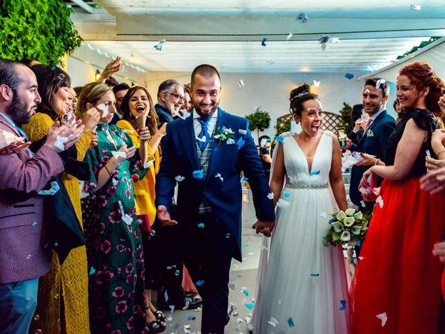 La boda de Juan y Natalia en Villanueva De La Cañada, Madrid 65