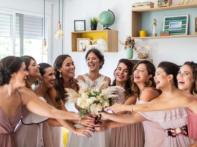 La boda de Javi y Alba en Picanya, Valencia 65