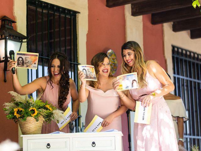 La boda de Javi y Alba en Picanya, Valencia 90