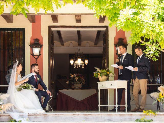 La boda de Javi y Alba en Picanya, Valencia 91