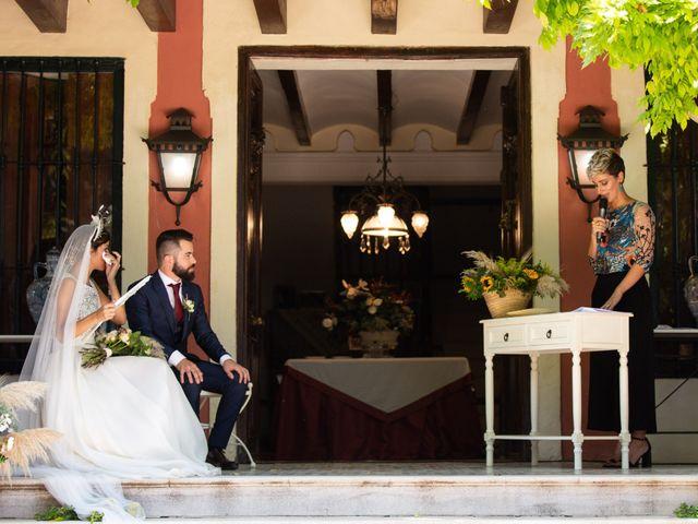 La boda de Javi y Alba en Picanya, Valencia 93