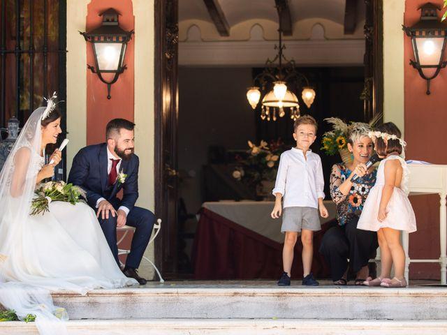 La boda de Javi y Alba en Picanya, Valencia 94