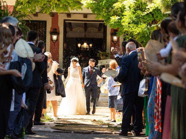 La boda de Javi y Alba en Picanya, Valencia 99