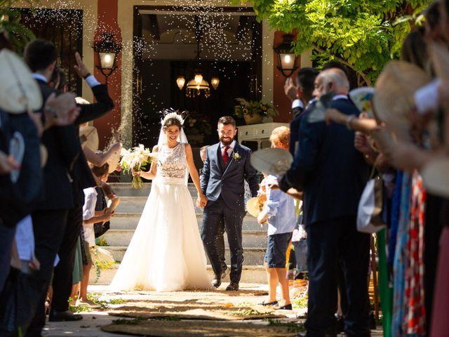 La boda de Javi y Alba en Picanya, Valencia 1