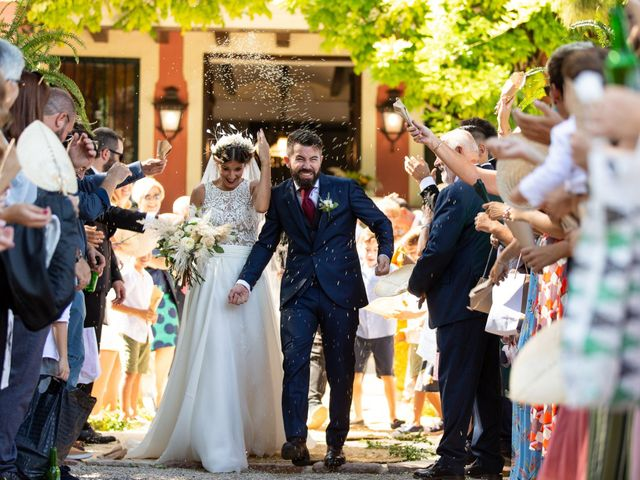 La boda de Javi y Alba en Picanya, Valencia 100
