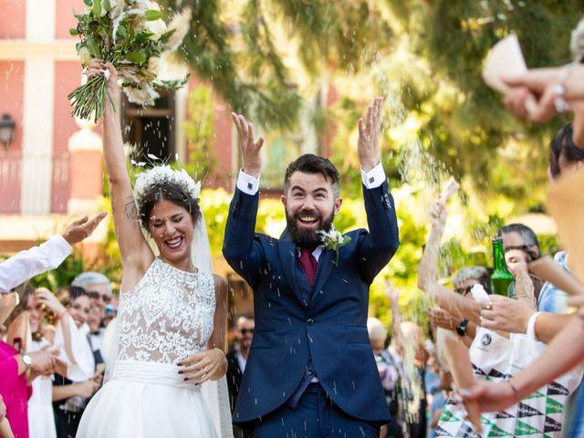 La boda de Javi y Alba en Picanya, Valencia 101