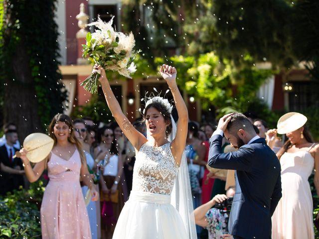 La boda de Javi y Alba en Picanya, Valencia 104