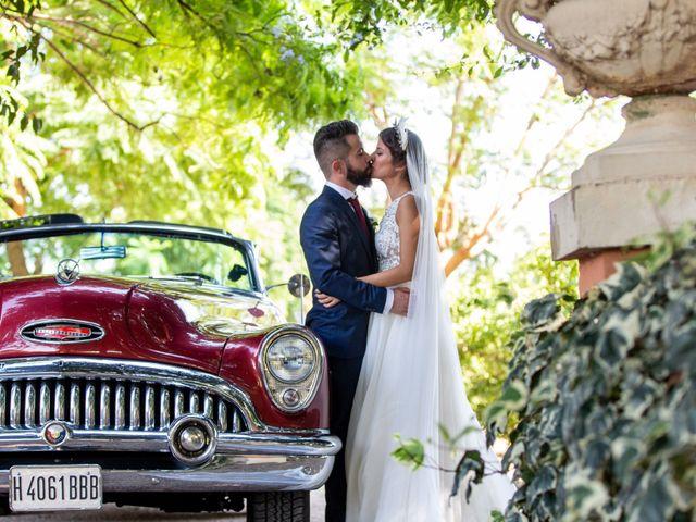 La boda de Javi y Alba en Picanya, Valencia 105