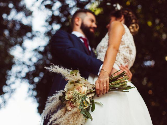 La boda de Javi y Alba en Picanya, Valencia 2