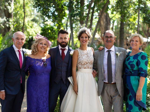 La boda de Javi y Alba en Picanya, Valencia 122