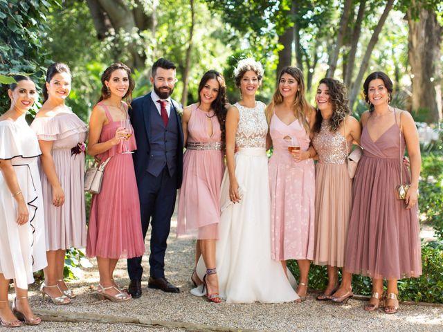 La boda de Javi y Alba en Picanya, Valencia 124