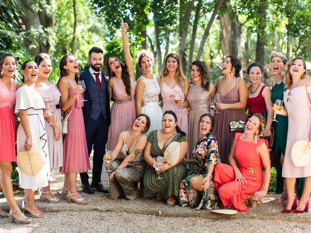 La boda de Javi y Alba en Picanya, Valencia 125