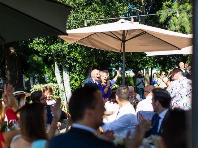 La boda de Javi y Alba en Picanya, Valencia 135