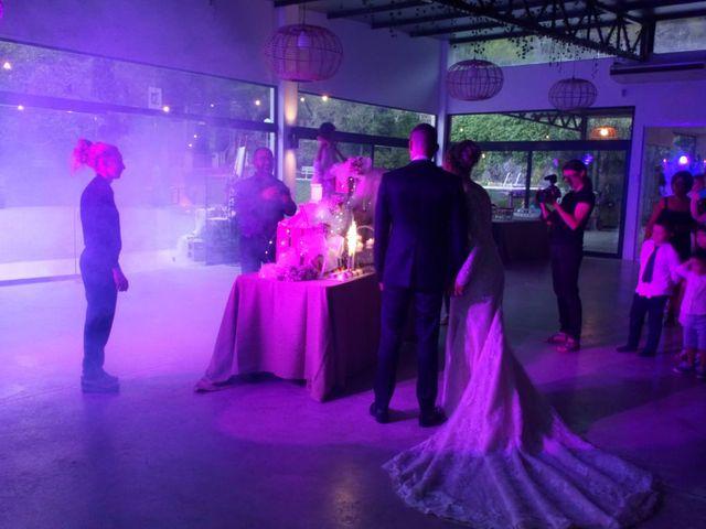 La boda de Nacor  y Tamara  en Montferri, Tarragona 1