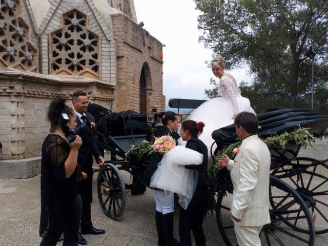 La boda de Nacor  y Tamara  en Montferri, Tarragona 2