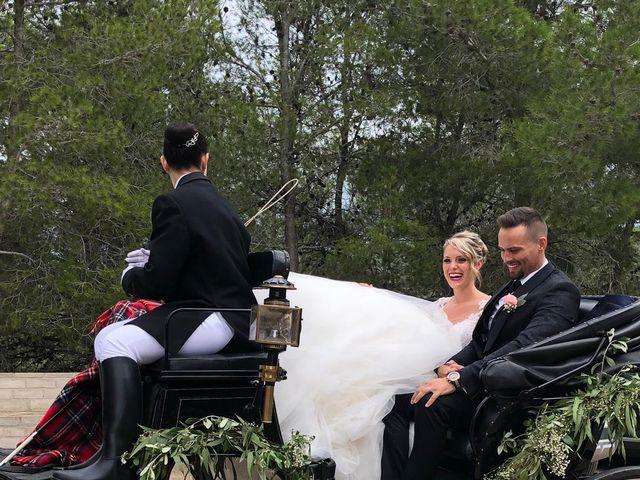 La boda de Nacor  y Tamara  en Montferri, Tarragona 7