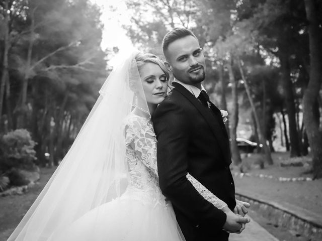 La boda de Nacor  y Tamara  en Montferri, Tarragona 20