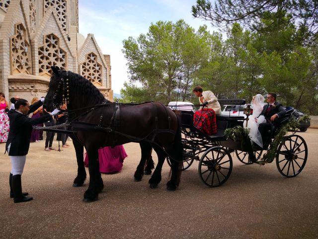 La boda de Nacor  y Tamara  en Montferri, Tarragona 36