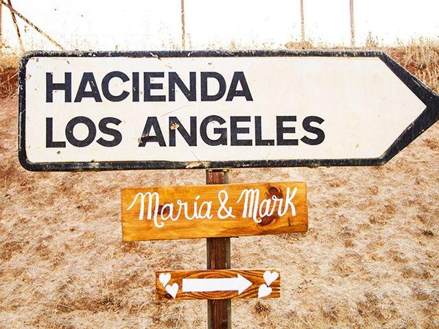 La boda de Mark y Maria en Alcala De Guadaira, Sevilla 10
