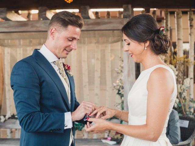 La boda de Noemi y Cristian
