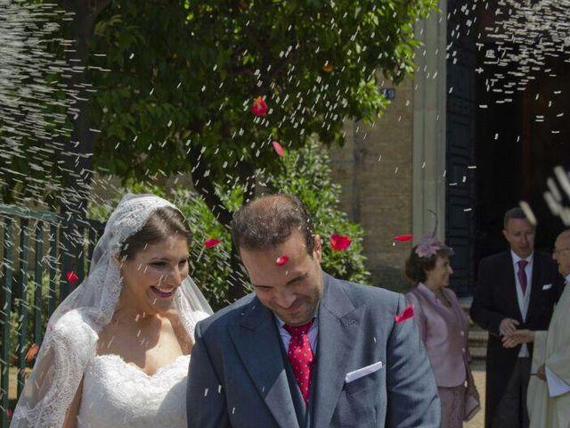 La boda de Rocio y Enrique en Sevilla, Sevilla 1