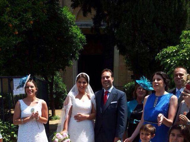 La boda de Rocio y Enrique en Sevilla, Sevilla 4