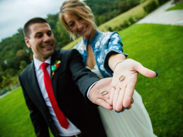 La boda de Judit y Xevi