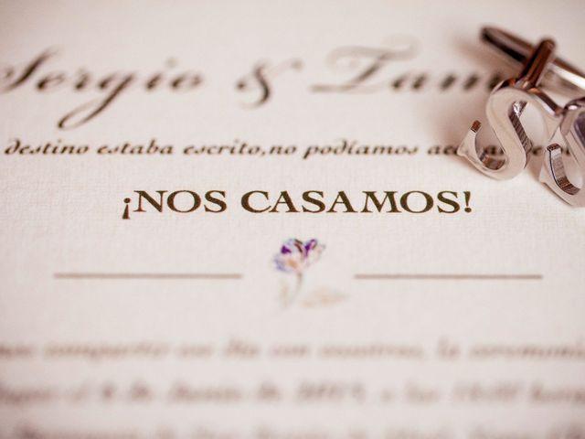 La boda de Sergio y Tamara en Yepes, Toledo 2