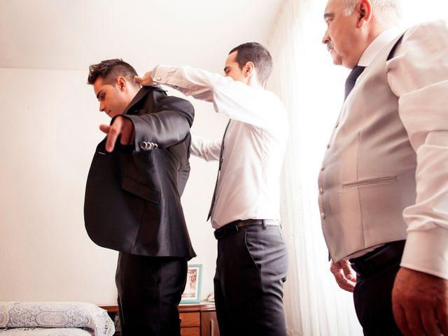La boda de Sergio y Tamara en Yepes, Toledo 4