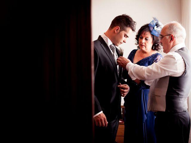 La boda de Sergio y Tamara en Yepes, Toledo 5
