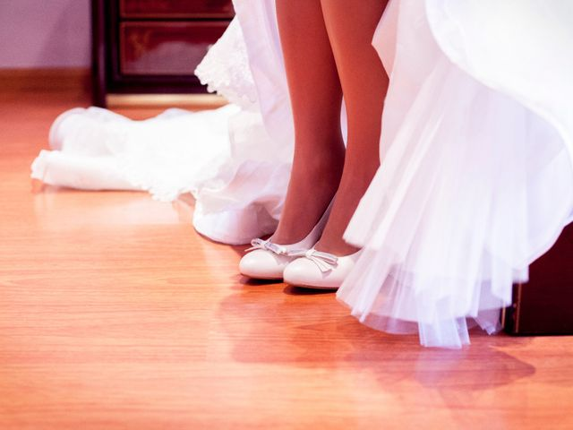 La boda de Sergio y Tamara en Yepes, Toledo 10