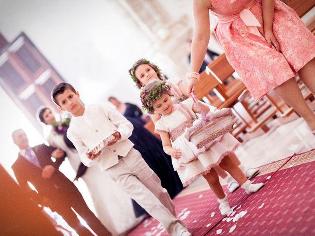 La boda de Sergio y Tamara en Yepes, Toledo 16