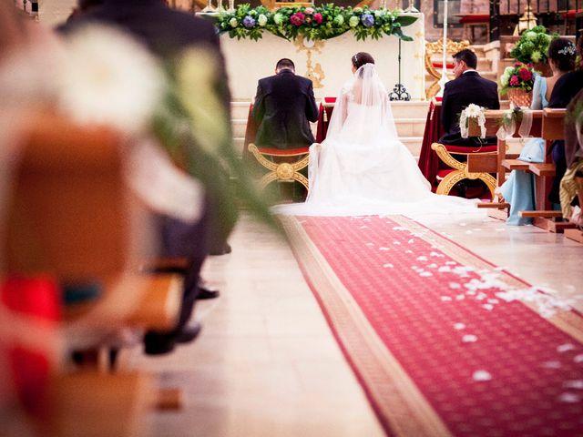 La boda de Sergio y Tamara en Yepes, Toledo 19