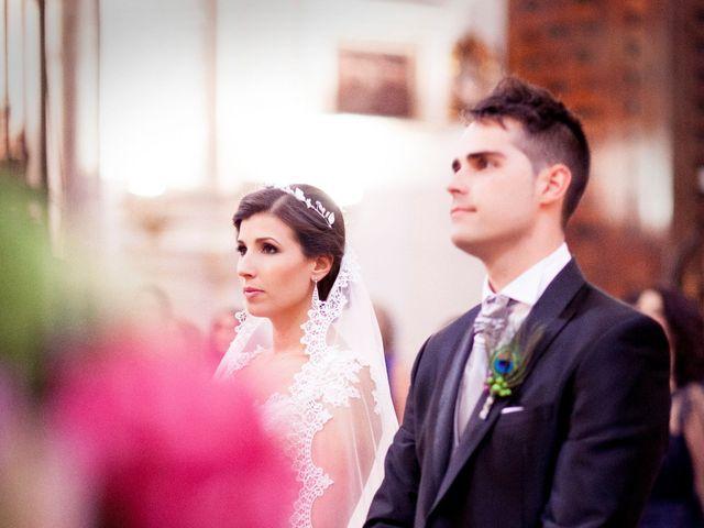La boda de Sergio y Tamara en Yepes, Toledo 20