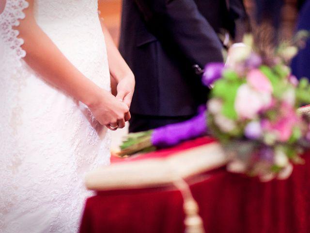 La boda de Sergio y Tamara en Yepes, Toledo 21