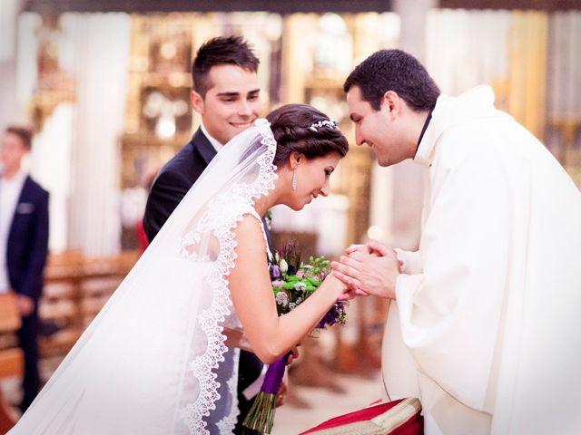 La boda de Sergio y Tamara en Yepes, Toledo 22