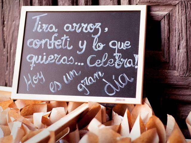 La boda de Sergio y Tamara en Yepes, Toledo 26