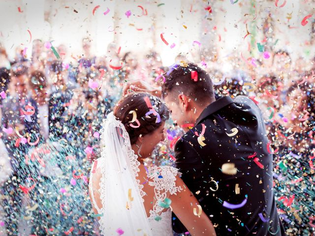 La boda de Sergio y Tamara en Yepes, Toledo 1
