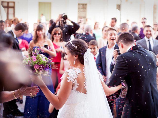 La boda de Sergio y Tamara en Yepes, Toledo 27