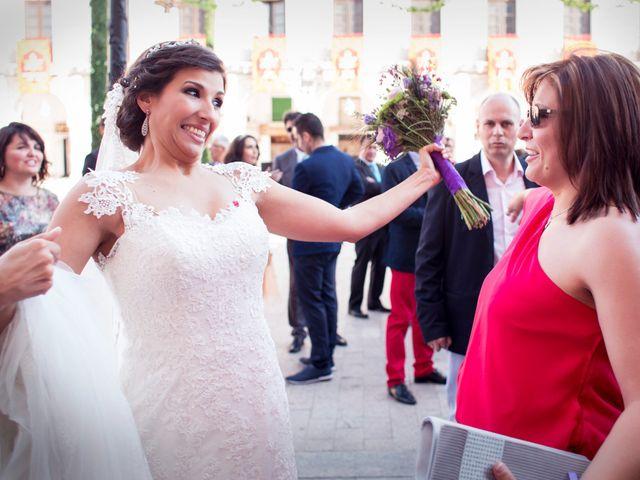 La boda de Sergio y Tamara en Yepes, Toledo 29