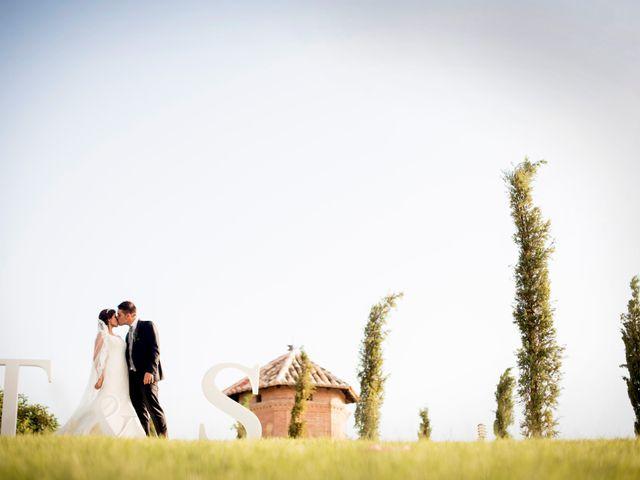 La boda de Sergio y Tamara en Yepes, Toledo 31