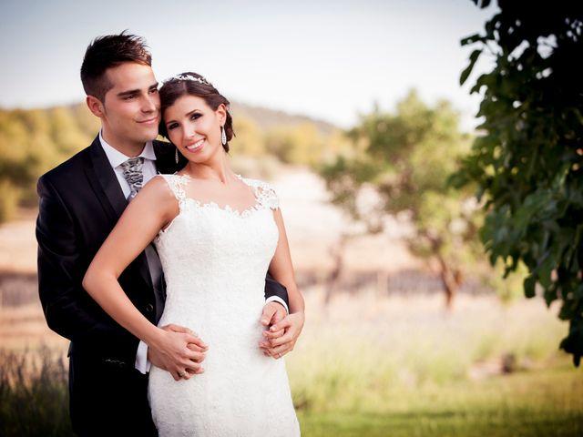 La boda de Sergio y Tamara en Yepes, Toledo 33
