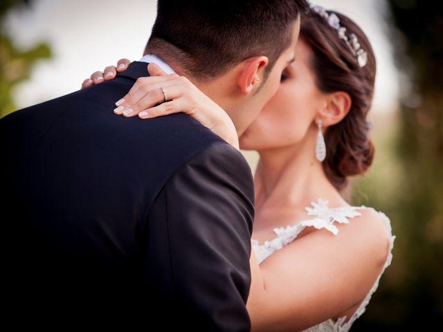 La boda de Sergio y Tamara en Yepes, Toledo 34