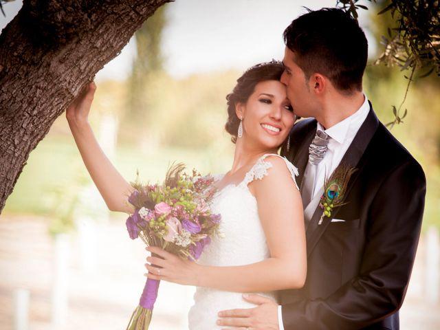 La boda de Sergio y Tamara en Yepes, Toledo 35