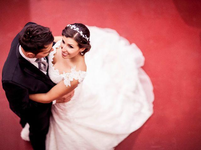 La boda de Sergio y Tamara en Yepes, Toledo 38