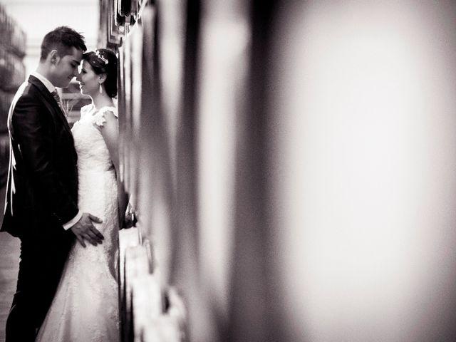 La boda de Sergio y Tamara en Yepes, Toledo 39